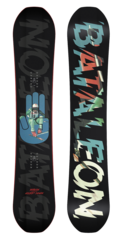 View the Bataleon Goliath Snowboard 2017 - 158 from the Mens Snowboards clothing range online today from Boarderline