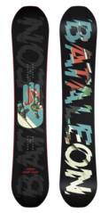 View the Bataleon Goliath Snowboard 2017 - 161 from the Mens Snowboards clothing range online today from Boarderline