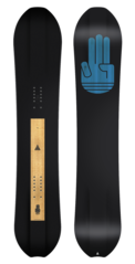View the Bataleon The One Snowboard 2017 - 158 from the Mens Snowboards clothing range online today from Boarderline