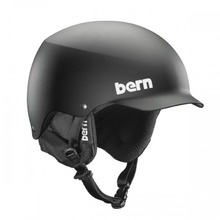 View the Bern Baker EPS Helmet - Matt Black Premium from the Men clothing range online today from Boarderline