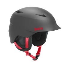 View the Bern Camino Kids Helmet - Matt Black from the Kids clothing range online today from Boarderline
