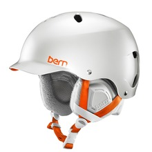 View the Bern Lennox Womens Helmet - Delphin Grey from the Women clothing range online today from Boarderline