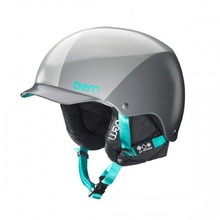 View the Bern Muse EPS Womens Helmet - Satin Grey from the Women clothing range online today from Boarderline