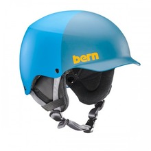 View the Bern Team Baker - Matt Cyan Blue from the Men clothing range online today from Boarderline
