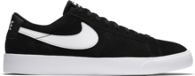 View the Nike SB Blazer Vapor - Black/White from the Mens clothing range online today from Boarderline