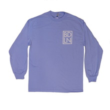 View the Boarderline BDLN Long Sleeve - Powder Blue from the T-Shirts clothing range online today from Boarderline