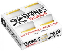 View the Bones Hardcore Bushings - Medium from the Accessories clothing range online today from Boarderline