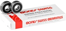 View the BONES SWISS BEARINGS from the Bearings/Bolts/Tools clothing range online today from Boarderline