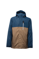 View the Bonfire Anchor Jacket - Cobalt from the Mens Snowboard Jackets clothing range online today from Boarderline