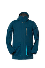 View the Bonfire Beacon Jacket - Orion Blue from the Mens Snowboard Jackets clothing range online today from Boarderline