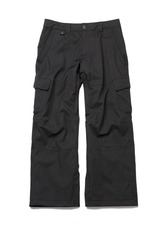 View the Bonfire Kane Pant - Black from the Mens Snowboard Pants clothing range online today from Boarderline