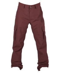 View the Bonfire Tactical Pant - Maroon from the Mens Snow Pants clothing range online today from Boarderline