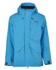 View the Bonfire Vector Insulated Jacket - Cyan from the Mens Snow Jackets clothing range online today from Boarderline