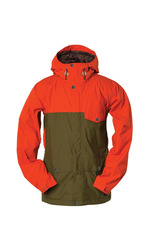 View the Bonfire Wakeena Jacket -Paprika from the Mens Snowboard Jackets clothing range online today from Boarderline