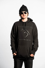 View the Brethren Shredduh Hoodie 2.0 - Nightwatch from the Fleece/Layering clothing range online today from Boarderline