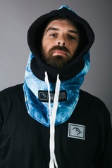 View the Brethren Thug Rugs Hood - Holy Smokes from the Neckwarmers & Face Masks clothing range online today from Boarderline