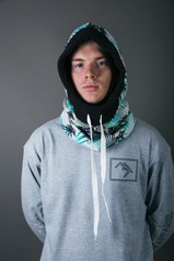 View the Brethren Thug Rugs Hood - Summer Escape from the Neckwarmers & Face Masks clothing range online today from Boarderline