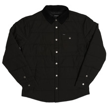 View the Brixton Cass Jacket - Black from the Jackets clothing range online today from Boarderline