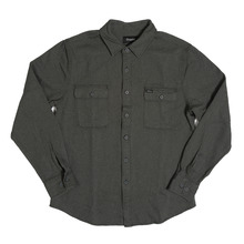View the Brixton Donez Shirt - Charcoal Grey from the Shirts clothing range online today from Boarderline