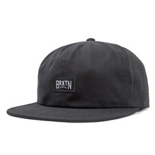 View the Brixton Langley Cap - Black from the Snapbacks, 6 Panel Caps clothing range online today from Boarderline