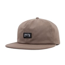 View the Brixton Langley Cap - Mocha from the Snapbacks, 6 Panel Caps clothing range online today from Boarderline