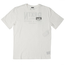 View the Brixton Langley T-Shirt - Off White from the T-Shirts clothing range online today from Boarderline