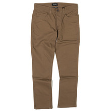 View the Brixton Reserve 5 Pocket Pant - Khaki from the Jeans & Pants clothing range online today from Boarderline