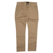 View the Brixton Reserve Chino Pant - Khaki from the Jeans & Pants clothing range online today from Boarderline