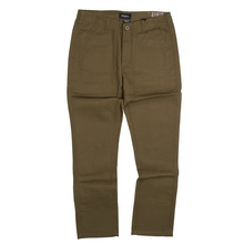 View the Brixton Reserve Service Pant Rigid - Olive from the Jeans & Pants clothing range online today from Boarderline