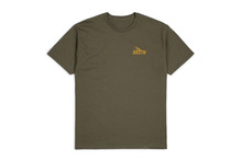 View the Brixton Rogers T-Shirt - Olive from the T-Shirts clothing range online today from Boarderline
