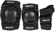 View the Bullet Combo Deluxe Pad Set - Junior from the Helmets/Pads clothing range online today from Boarderline