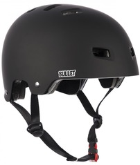 View the BULLET DELUXE HELMET BLACK - YOUTH from the Helmets/Pads clothing range online today from Boarderline