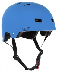 View the BULLET DELUXE HELMET BLUE - GROM from the Helmets/Pads clothing range online today from Boarderline
