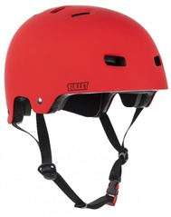 View the BULLET DELUXE HELMET RED from the Helmets/Pads clothing range online today from Boarderline