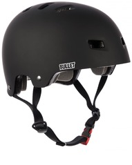 View the Bullet x Santa Cruz Helmet - Matt Black from the Helmets/Pads clothing range online today from Boarderline
