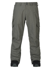View the Buron Cargo Pant - Shade Heather from the Mens Snowboard Pants clothing range online today from Boarderline