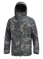 View the Burton AK Cyclic Jacket - Wormwood Camo from the Mens Snowboard Jackets clothing range online today from Boarderline