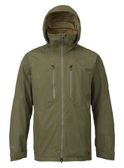 View the Burton AK Swash Jacket - Dusty Olive from the Mens Snowboard Jackets clothing range online today from Boarderline