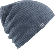 View the Burton All Day Long Beanie - Blue Heather from the Beanies clothing range online today from Boarderline