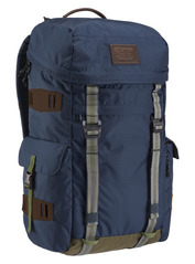 View the Burton Annex Pack - Mood Indigo Ripstop from the Backpacks clothing range online today from Boarderline