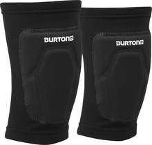 View the Burton Basic Knee Pads - True Black from the Body Armour clothing range online today from Boarderline