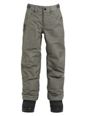 View the Burton Boys Barnstrom - Bog Heather from the Pants clothing range online today from Boarderline