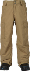 View the Burton Boys Exile Cargo Pant - Kelp from the Pants clothing range online today from Boarderline