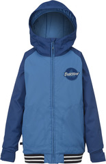 View the Burton Boys Game Day Jacket - Boro/Glacier Blue from the Jackets clothing range online today from Boarderline