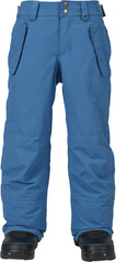 View the Burton Boys Parkway Pant - Glacier Blue from the Pants clothing range online today from Boarderline