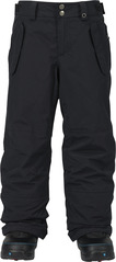 View the Burton Boys Parkway Pant - True Black from the Pants clothing range online today from Boarderline