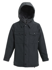View the Burton Boys Uproar Jacket - Black Denim from the Jackets clothing range online today from Boarderline