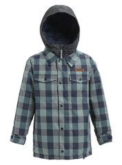 View the Burton Boys Uproar Jacket - Mood Indigo from the Jackets clothing range online today from Boarderline