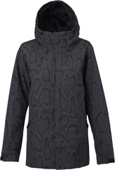 View the Burton Cadence Jacket - Python from the Womens Snowboard Jackets clothing range online today from Boarderline