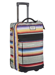 View the Burton Charter Roller Bag - Sinola Stripe from the Travel Luggage clothing range online today from Boarderline